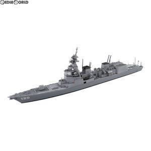 『新品即納』{PTM}1/700 ウォーターライン 海上自衛隊 護衛艦 しらぬいSP DD-120 プラモデル アオシマ(20190904)|media-world