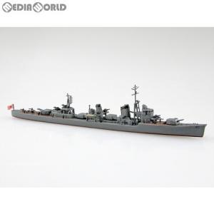『新品即納』{PTM}1/700 ウォーターライン No.469 日本海軍駆逐艦 不知火 プラモデル アオシマ(20190920)|media-world