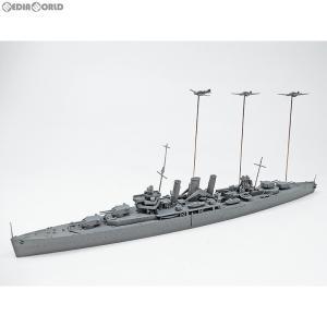 『新品即納』{PTM}1/700 ウォーターライン 限定 英国海軍 重巡洋艦ケント ベンガジ攻撃作戦 プラモデル アオシマ(20191019)|media-world