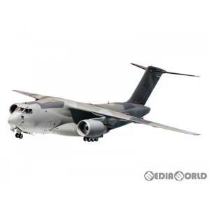 『予約安心出荷』{PTM}1/144 航空機 No.3 航空自衛隊 C-2輸送機 プラモデル アオシマ(2020年1月)|media-world