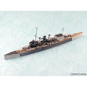 『予約安心出荷』{PTM}1/700 ウォーターライン No.810 英国海軍 重巡洋艦 コーンウォール プラモデル アオシマ(2020年3月)|media-world