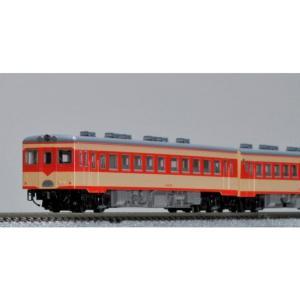 『新品』『O倉庫』{RWM}98013 キハ55形ディーゼルカー(初期急行色・一段窓)セット(2両) Nゲージ 鉄道模型 TOMIX(トミックス)(20160130)|media-world