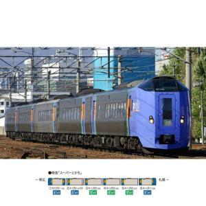 『新品』『O倉庫』{RWM}92596 キハ261 1000系特急ディーゼルカー(スーパーとかち)増結セット(3両) Nゲージ 鉄道模型 TOMIX(トミックス)(20200111)|media-world