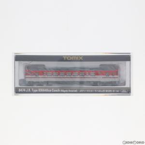 『新品』『O倉庫』{RWM}8474 キハ40 500(新潟色・赤)(M車) Nゲージ 鉄道模型 TOMIX(トミックス)(20160324)|media-world