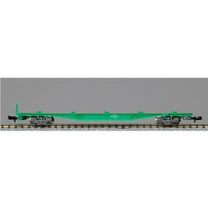 『予約前日出荷』{RWM}(再販)2740 JR貨車 コキ250000(コンテナなし) Nゲージ 鉄道模型 TOMIX(トミックス)(2018年8月)|media-world