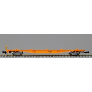 『予約前日出荷』{RWM}(再販)2741 JR貨車 コキ350000形(コンテナなし) Nゲージ 鉄道模型 TOMIX(トミックス)(2018年8月)|media-world