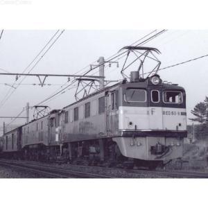 『新品即納』{RWM}H-7-004 ED60-8・青色・阪和線 HOゲージ 鉄道模型 マイクロエース(20170304)|media-world