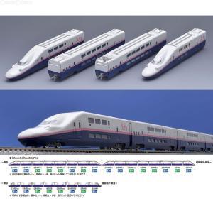 『新品即納』{RWM}(再販)92548 JR E4系上越新幹線(新塗装)基本セット(4両) Nゲージ 鉄道模型 TOMIX(トミックス)(20161231)|media-world