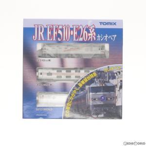 『予約安心出荷』{RWM}(再々販)92408 JR EF510・E26系(カシオペア)基本セット(3両) Nゲージ 鉄道模型 TOMIX(トミックス)(2019年5月) media-world