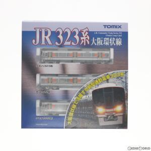 『新品』『O倉庫』{RWM}98230 JR 323系通勤電車(大阪環状線)基本セット(3両) Nゲージ 鉄道模型 TOMIX(トミックス)(20170311)|media-world