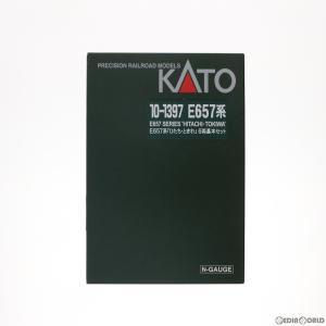 『新品』『O倉庫』{RWM}10-1397 E657系「ひたち・ときわ」 6両基本セット Nゲージ 鉄道模型 KATO(カトー)(20170216)|media-world
