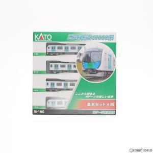 『新品』『O倉庫』{RWM}10-1400 西武40000系 基本セット(4両) Nゲージ 鉄道模型 KATO(カトー)(20170625)|media-world