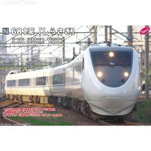 『予約前日出荷』{RWM}(再販)10-1313 681系「しらさぎ」 6両基本セット Nゲージ 鉄道模型 KATO(カトー)(2018年9月)|media-world