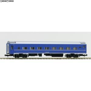 『新品即納』{RWM}9513 JR客車 オハネ25-100(15)形(銀帯・Hゴム黒色) Nゲージ 鉄道模型 TOMIX(トミックス)(20170601) media-world