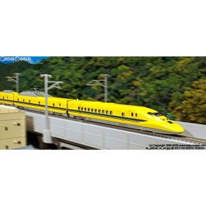 『予約安心出荷』{RWM}(再々販)10-897 923形3000番台「ドクターイエロー」 4両増結セット Nゲージ 鉄道模型 KATO(カトー)(2018年7月)|media-world