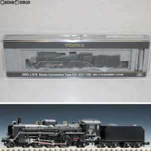 『新品即納』{RWM}(再販)2003 国鉄 C57形蒸気機関車(135号機) Nゲージ 鉄道模型 TOMIX(トミックス)(20090616)|media-world