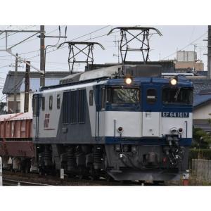 『新品即納』{RWM}HO-161 JR EF64-1000形電気機関車(JR貨物更新車) HOゲージ 鉄道模型 TOMIX(トミックス)(20170729)|media-world