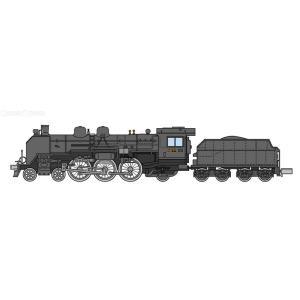 『予約安心出荷』{RWM}A6703 C54-17・スノープロウ付 Nゲージ 鉄道模型 MICRO ACE(マイクロエース)(2018年8月)|media-world