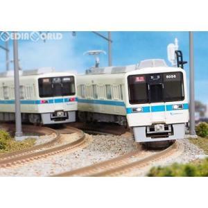 『予約安心出荷』{RWM}(再販)30640 小田急8000形(更新車) 増結4両編成セット(動力無し) Nゲージ 鉄道模型 GREENMAX(グリーンマックス)(2019年4月)|media-world