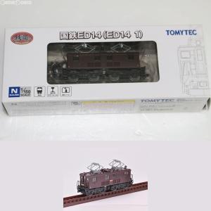 『中古即納』{RWM}262091 鉄道コレクション(鉄コレ) 国鉄ED14(ED14 1) Nゲージ 鉄道模型 TOMYTEC(トミーテック)(20151203)|media-world
