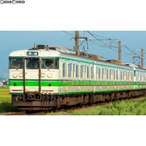 『新品即納』{RWM}HO-9021 JR 115-1000系近郊電車(新潟色・N編成)セット(3両) HOゲージ 鉄道模型 TOMIX(トミックス)(20170831)|media-world