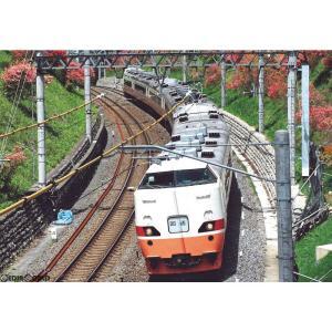『新品即納』{RWM}H-3-054 HO・189系・彩野色 基本4両セット HOゲージ 鉄道模型 MICRO ACE(マイクロエース)(20171119)|media-world