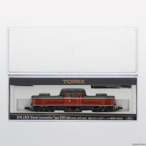 『中古即納』{RWM}(再販)2219 国鉄 DD51-1000形ディーゼル機関車 暖地型 Nゲージ 鉄道模型 TOMIX(トミックス)(20170923)|media-world