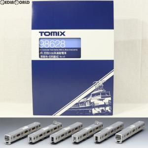 『新品』『O倉庫』{RWM}98628 JR 209-2100系通勤電車(房総色・6両編成)セット(6両) Nゲージ 鉄道模型 TOMIX(トミックス)(20191214)|media-world
