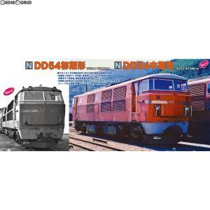 『新品即納』{RWM}7010-4 DD54 初期形 Nゲージ 鉄道模型 KATO(カトー)(20171228)|media-world