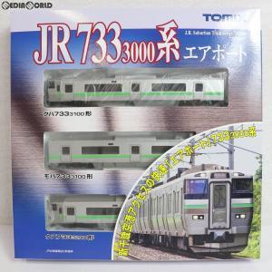 『中古即納』{RWM}92301 JR 733-3000系近郊電車(エアポート)基本セット(3両) Nゲージ 鉄道模型 TOMIX(トミックス)(20180217)|media-world