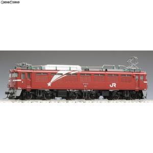 『新品即納』{RWM}HO-169 JR EF81形電気機関車(133号機・北斗星色・プレステージモデル) HOゲージ 鉄道模型 TOMIX(トミックス)(20180127)|media-world