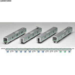 『新品』『O倉庫』{RWM}(再販)HO-9006 JR E231-0系通勤電車(常磐・成田線)基本セット(4両) HOゲージ 鉄道模型 TOMIX(トミックス)(20180324)|media-world