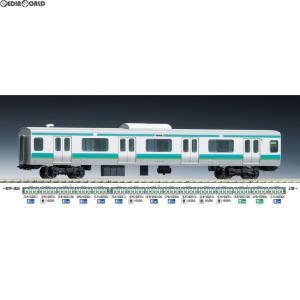 『新品』『O倉庫』{RWM}(再販)HO-264 JR電車 サハE231-0形(常磐・成田線) HOゲージ 鉄道模型 TOMIX(トミックス)(20180331)|media-world