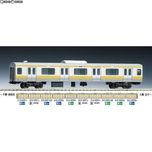 『新品』『O倉庫』{RWM}(再販)HO-265 JR電車 サハE231-0形(総武線) HOゲージ 鉄道模型 TOMIX(トミックス)(20180324)|media-world