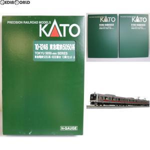 『中古即納』{RWM}10-1246 東急電鉄5050系4000番台 10両セット【特別企画品】 Nゲージ 鉄道模型 KATO(カトー)(20150321)|media-world