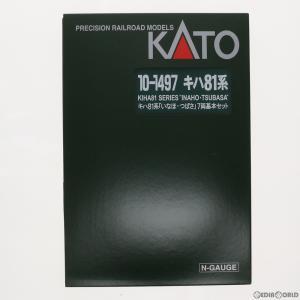 『新品』『O倉庫』{RWM}10-1497 キハ81系「いなほ・つばさ」 7両基本セット Nゲージ 鉄道模型 KATO(カトー)(20180811) media-world