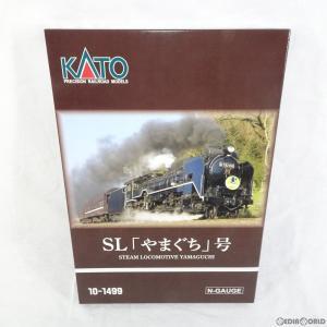 『新品』『O倉庫』{RWM}10-1499 特別企画品 D51 200+35系 SL「やまぐち」号 6両セット Nゲージ 鉄道模型 KATO(カトー)(20180901)|media-world