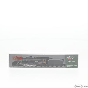 『新品』『O倉庫』{RWM}2016-8 D51 200 Nゲージ 鉄道模型 KATO(カトー)(20180928)|media-world