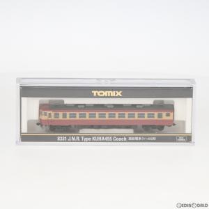 『中古即納』{RWM}8331 国鉄電車 クハ455形 Nゲージ 鉄道模型 TOMIX(トミックス)(20030811)|media-world