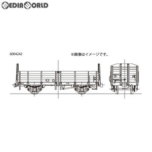 『新品即納』{RWM}16番 国鉄 トラ40000形 無蓋車 組立キット HOゲージ 鉄道模型 ワールド工芸(20180731)|media-world