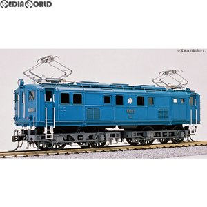 『新品即納』{RWM}【特別企画品】秩父鉄道 ED38 1号機 電気機関車 II 茶色仕様 塗装済完成品 リニューアル品 HOゲージ 鉄道模型 ワールド工芸(20180930)|media-world