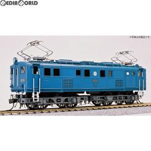 『新品即納』{RWM}【特別企画品】秩父鉄道 ED38 1号機 電気機関車 II 青色仕様 塗装済完成品 リニューアル品 HOゲージ 鉄道模型 ワールド工芸(20180930)|media-world