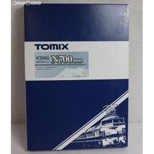 『中古即納』{RWM}92981 限定品 JR N700-8000系 山陽・九州新幹線(R2編成) 8両セット Nゲージ 鉄道模型 TOMIX(トミックス)(20110330)|media-world
