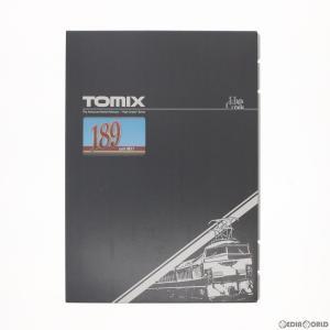 『新品』『O倉庫』{RWM}(再販)98601 JR 189系電車(M51編成・復活国鉄色)セット(6両) Nゲージ 鉄道模型 TOMIX(トミックス)(20191031)|media-world