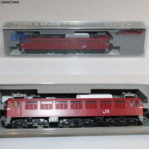 『中古即納』{RWM}3021-8 EF81 ヒサシ付 JR東日本色 Nゲージ 鉄道模型 KATO(カトー)(20100531)|media-world
