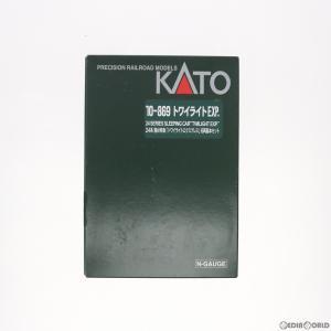 『新品』『O倉庫』{RWM}(再販)10-869 24系寝台特急『トワイライトエクスプレス』基本6両セット Nゲージ 鉄道模型 KATO(カトー)(20181223) media-world