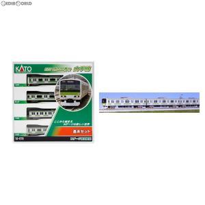 『新品』『O倉庫』{RWM}10-890 E231系500番台 山手線 基本4両セット Nゲージ 鉄道模型 KATO(カトー)(20120430)|media-world