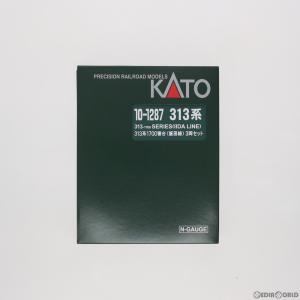 『予約安心出荷』{RWM}(再販)10-1287 313系1700番台(飯田線) 3両セット Nゲージ 鉄道模型 KATO(カトー)(2019年2月)|media-world