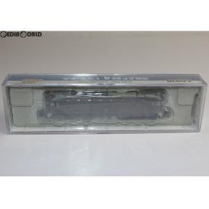 『中古即納』{RWM}A0970 国鉄 EF62-5 1次型・茶色 Nゲージ 鉄道模型 MICRO ACE(マイクロエース)(20041230)|media-world