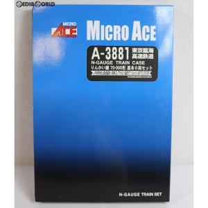 『中古即納』{RWM}A3881 東京臨海高速鉄道りんかい線 70-000形 基本6両セット Nゲージ 鉄道模型 MICRO ACE(マイクロエース)(20090530)|media-world